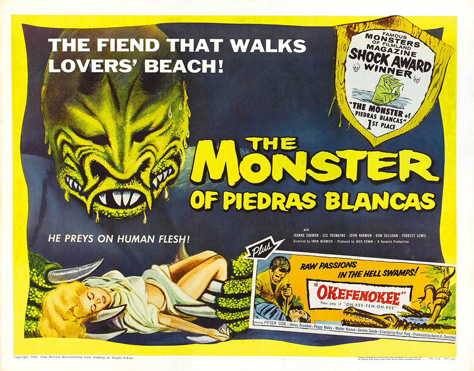 The Redemption of Monster of Piedras Blancas