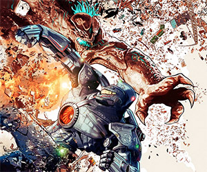 Limited Edition Pacific Rim Posters at IMAX Theaters