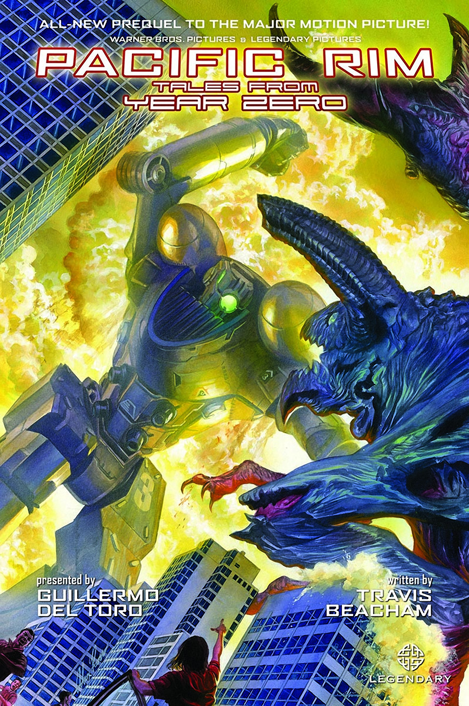 Pacific Rim Graphic Novel: Tales From Year Zero