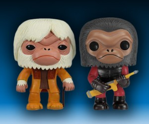 1968 Planet of the Apes Vinyl Figures