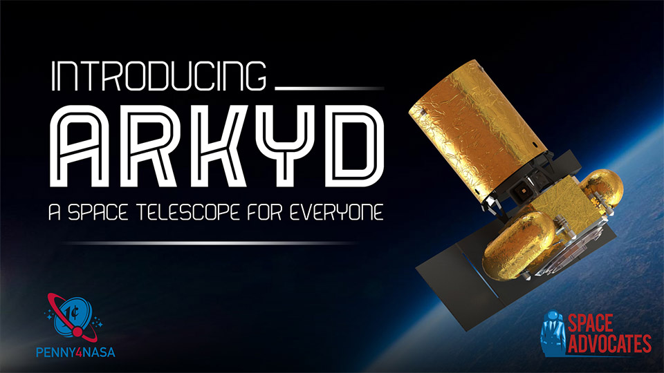 Project ARKYD: Experience Zero G with New Contest