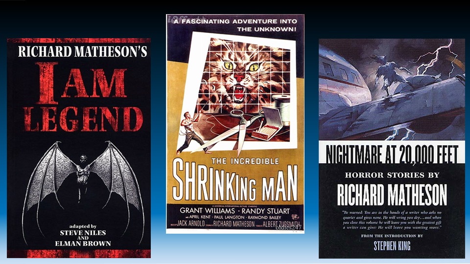 Famed Sci-Fi Writer Richard Matheson Dies