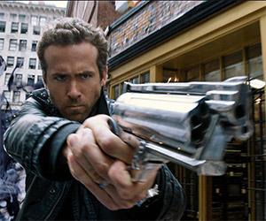 Ryan Reynolds's Bad Day: R.I.P.D. TV Spot #4