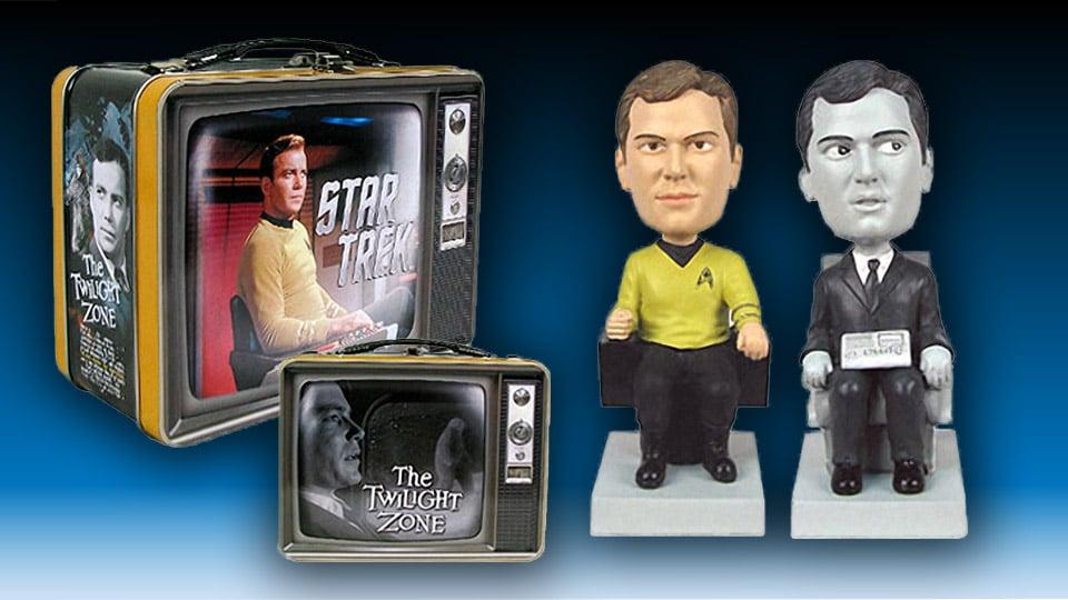 Shatner Meets Shatner! Dual Monitor Mates
