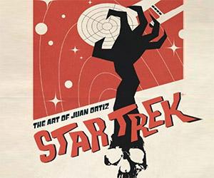 Star Trek: The Art of Juan Ortiz