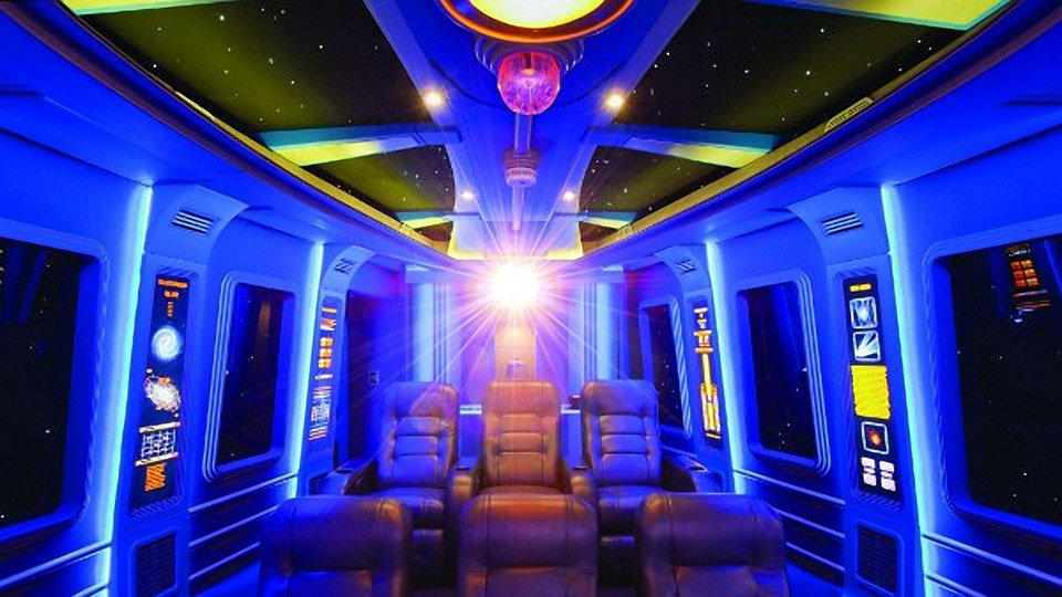 Ultimate Star Wars Home Theater