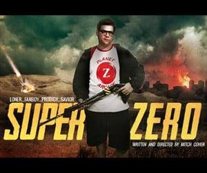 Super Zero: A Geeky Teen Battles Zombies