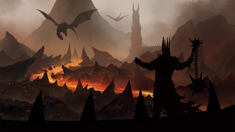The Last Ringbearer: Mordor's Tragic Fall