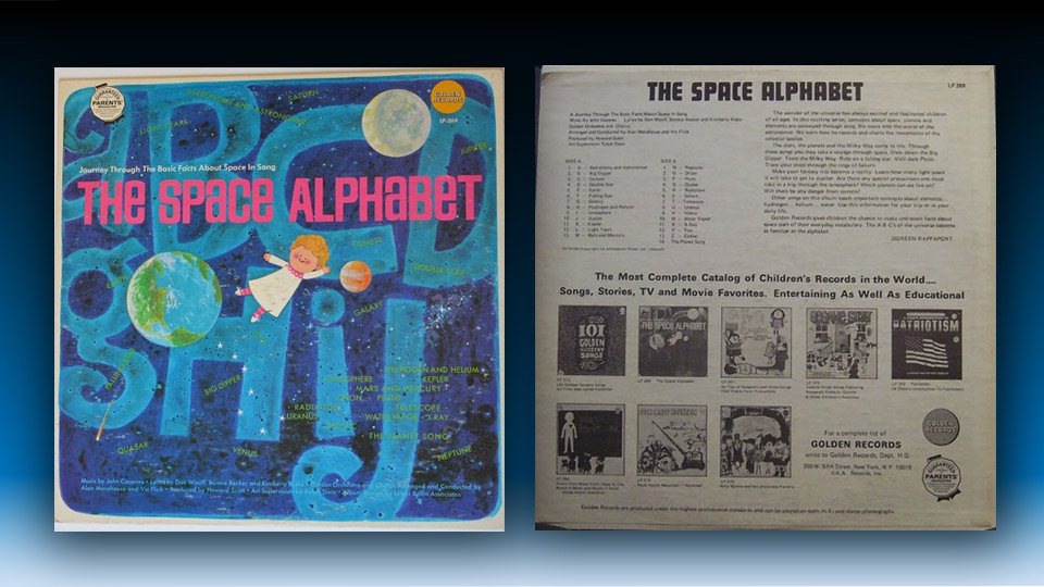 The Space Alphabet: A Musical Tribute