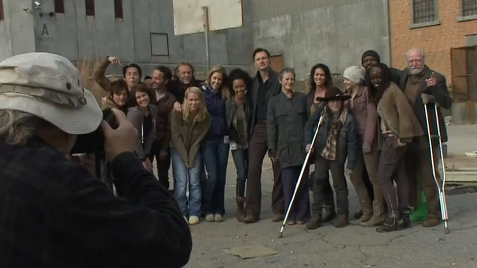 The Walking Dead: Inside Season 4 Video