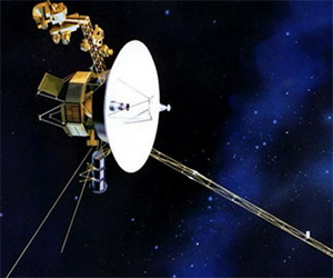 NASA's Voyager 1 Nears Interstellar Space