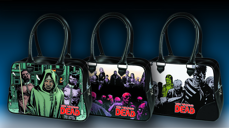 The Walking Dead Handbags