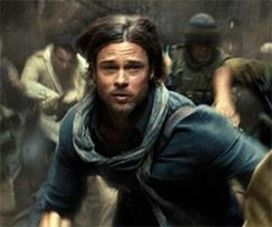 World War Z Extended Trailer: They're Coming