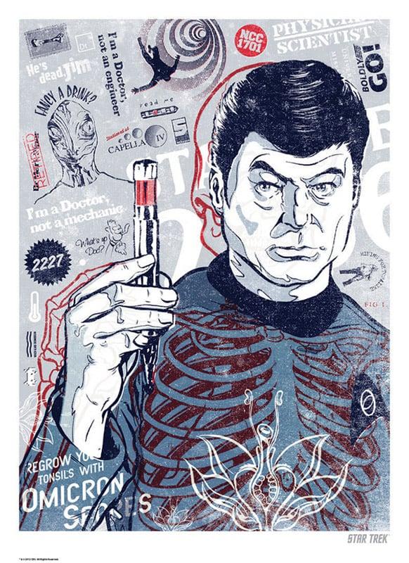 Star Trek Graphic Designer