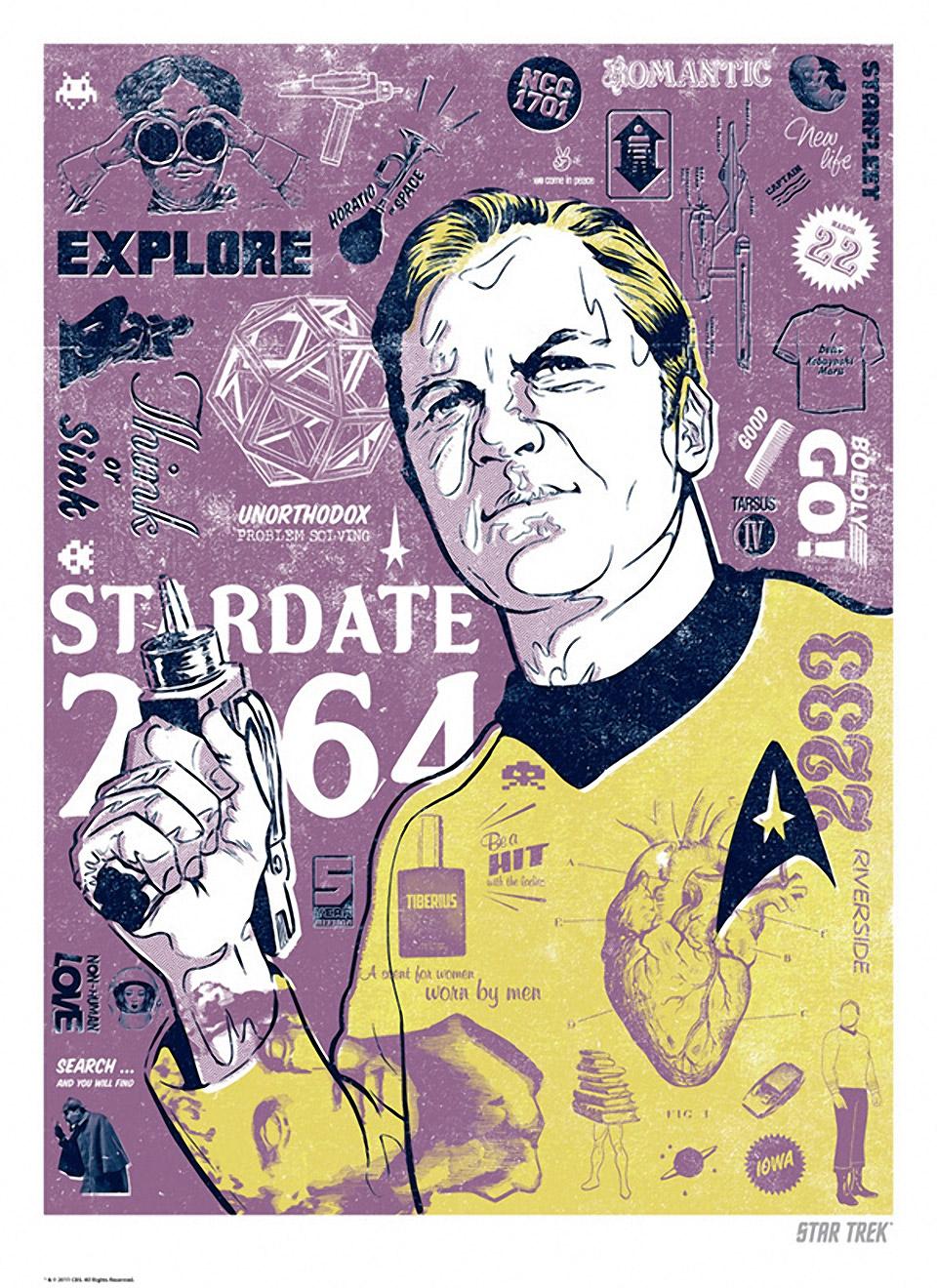 Official Star Trek Art: Anatomy of the Enterprise
