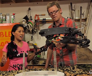 Build Your Own Daryl Dixon Zombie-Killing Crossbow