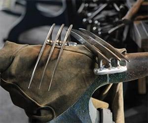 Blacksmith Crafts Set of Wolverine's Claws