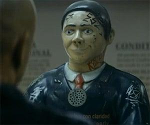 Elysium: Matt Damon Would Rather Talk to a Human