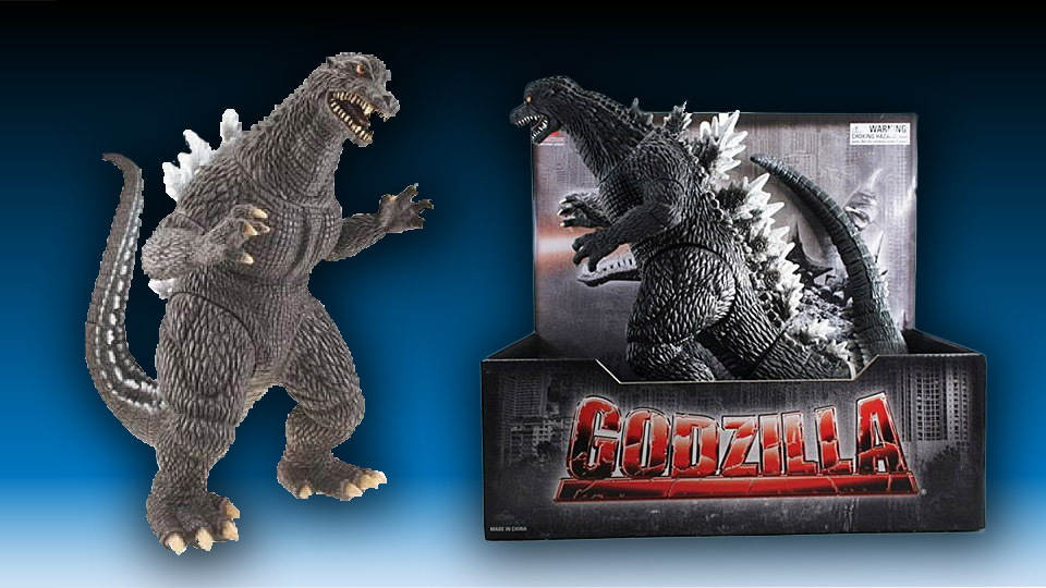 Terrifying Godzilla Final Wars Action Figure