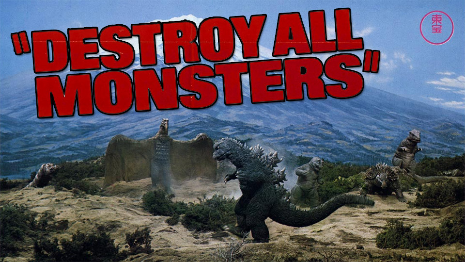 "Godzilla Director Teases ""Destroy All Monsters"""