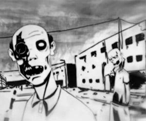 I Zombie: The World Through a Zombie's Eyes