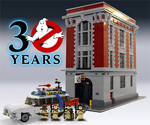 Vote for the Ghostbusters Ecto-1 LEGO Set