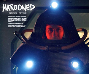 Marooned: Award Winning Science Fiction Short