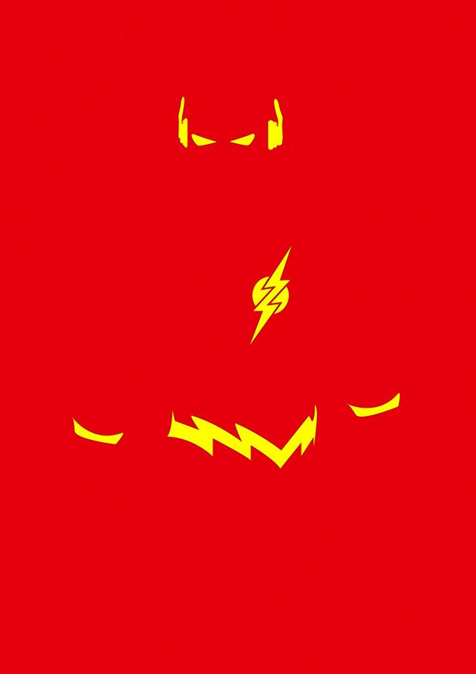 Beautiful Minimalist Superhero Images