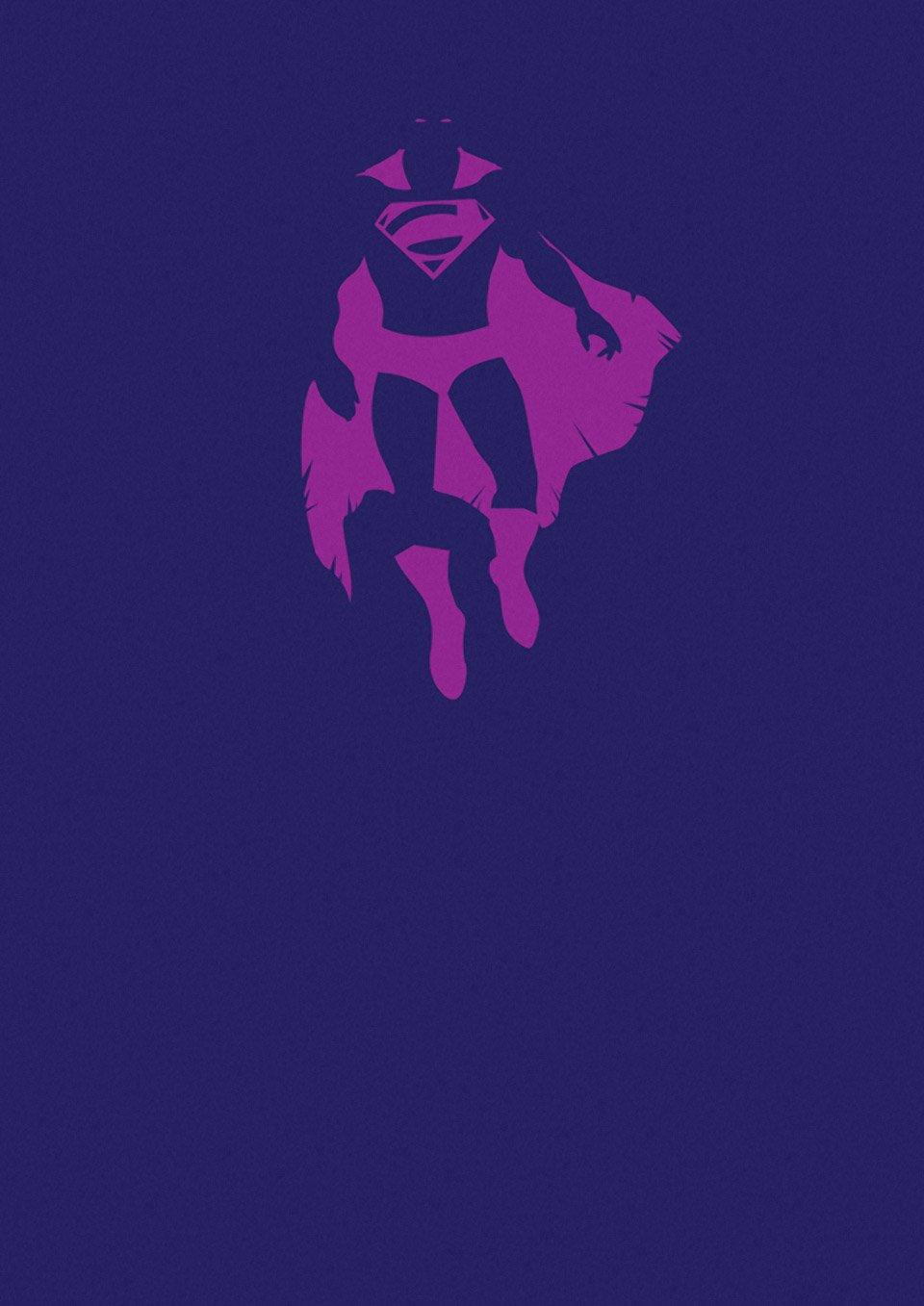 Terrific Minimalist Supervillain Images