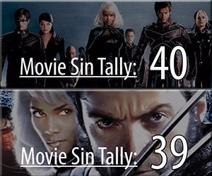 The Sins of X-Men and X2 in Less Than 5 Minutes (Each)