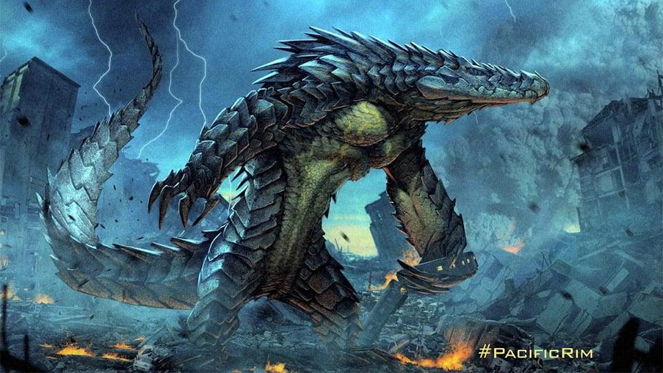 Pacific Rim: Del Toro Discusses the Japanese Kaiju