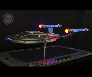 Amazing Enterprise NX-01 Artisan Replica