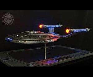 Amazing Enterprise NX-01 Artisan Replica