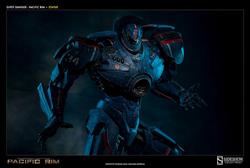 Sideshow Collectibles Gipsy Danger Preorder