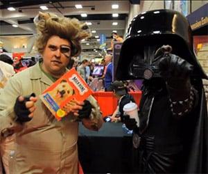San Diego Comic-Con Cosplay Music Video