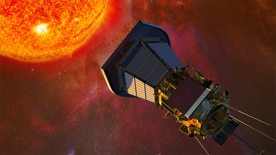 NASA's Historic Solar Probe Plus Mission