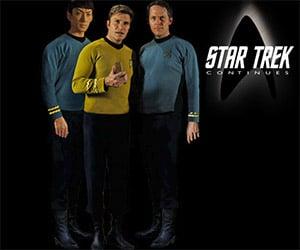 Incredible Fan Made Series: Star Trek Continues
