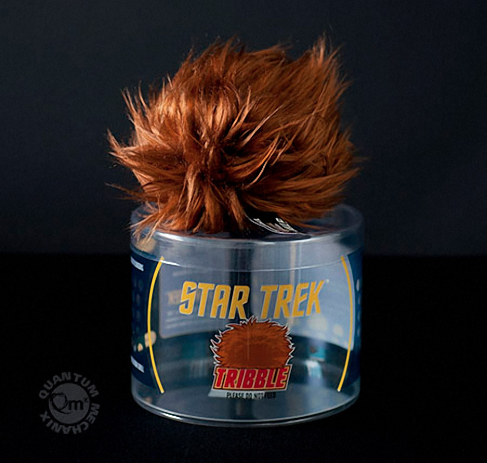 Star Trek Tribble Plushie