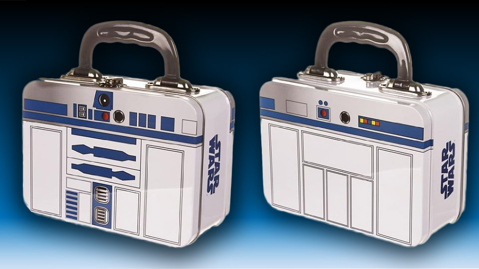 Terrific Star Wars R2-D2 Lunch Box