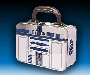 Terrific Star Wars R2-D2 Lunch Box