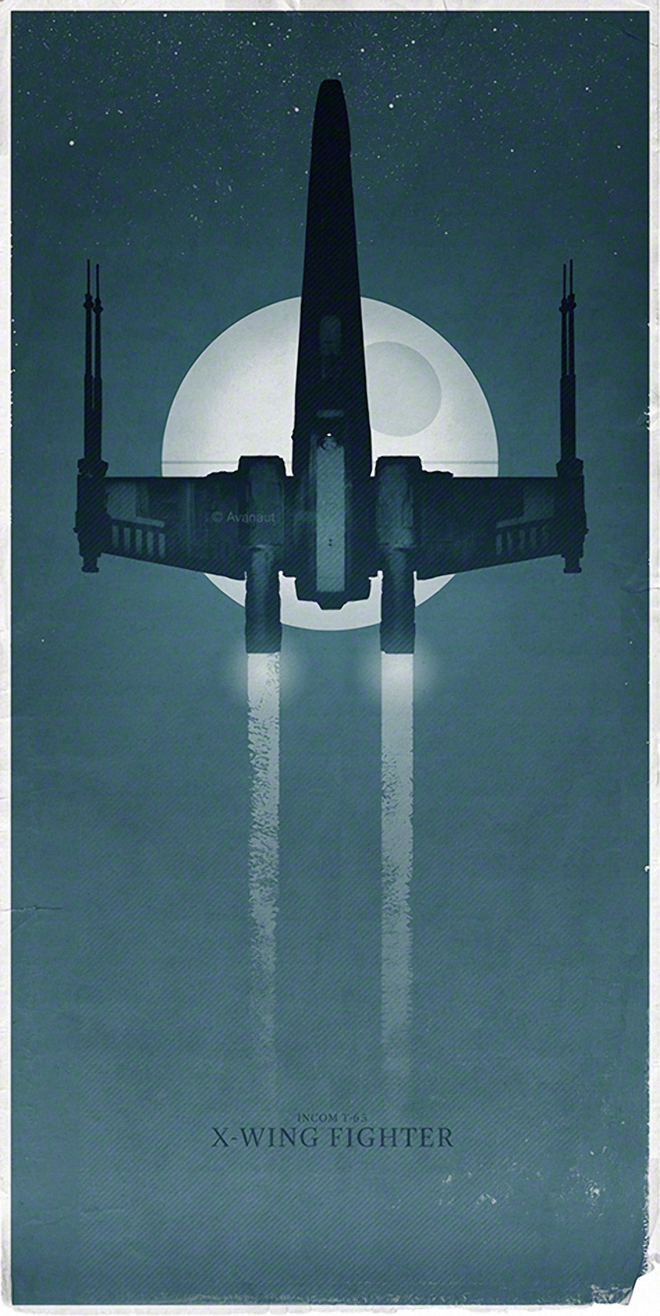 Star Wars Spaceship Art Images