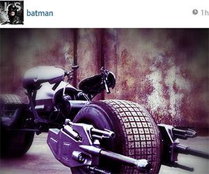 If Superheroes Used Instagram