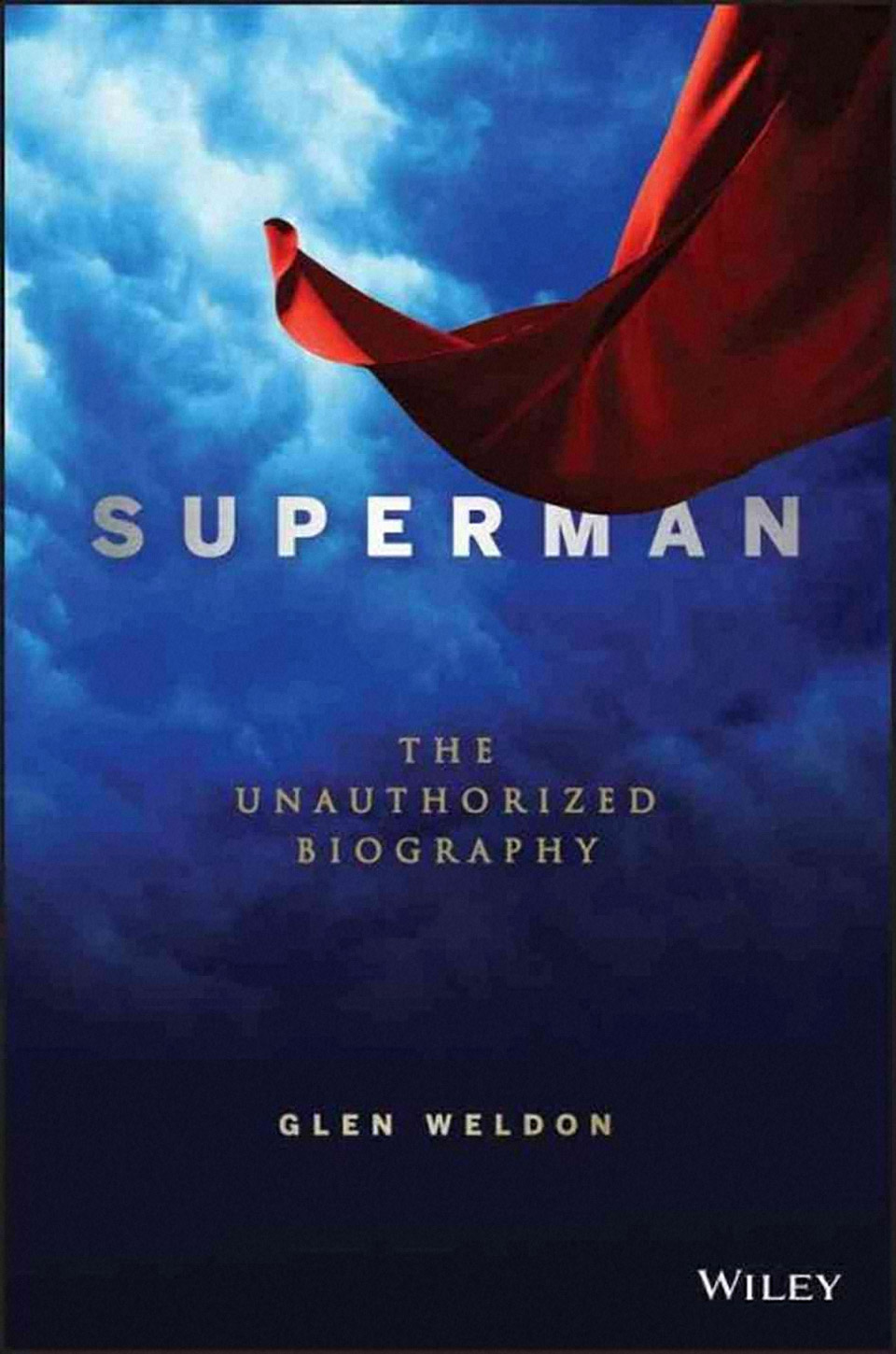 Glen Weldon Discusses Superman's Place in Culture