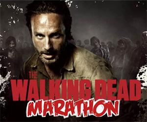 The Walking Dead Marathon Begins July 4