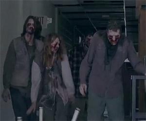 The Walking Dead Season 4: Comic Con Trailer
