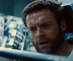 The Wolverine: Furious Action-Packed Chinese Clip