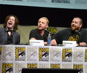 The World's End: Full Comic-Con Panel Footage