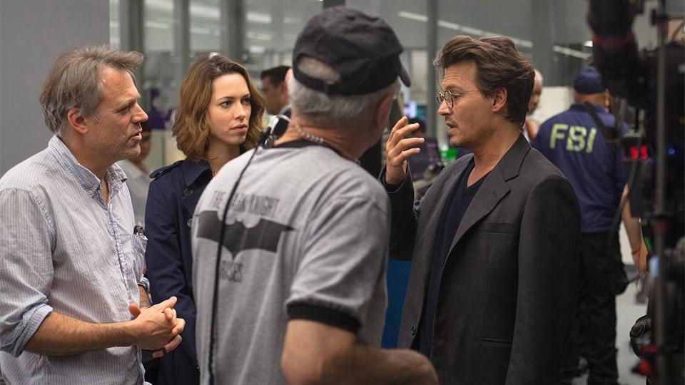 New Details on Johnny Depp's Transcendence
