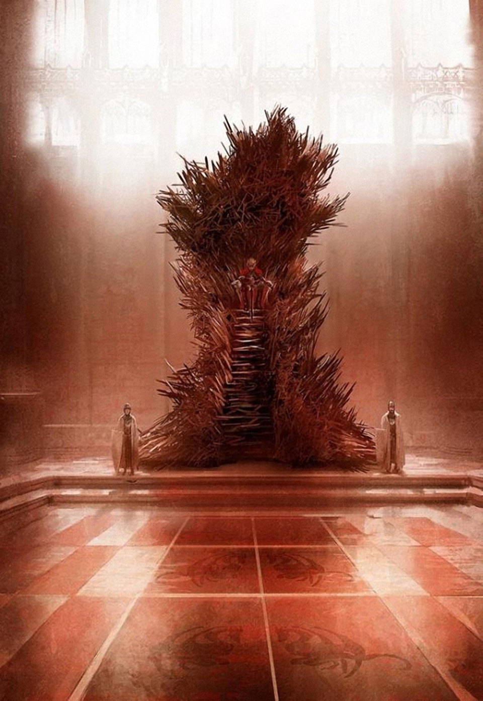 the true game of thrones iron throne mightymega