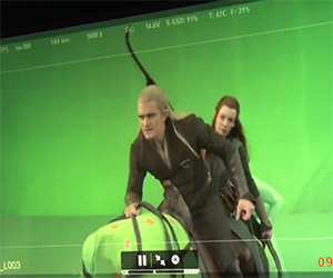 The Hobbit: Desolation of Smaug Video Blog